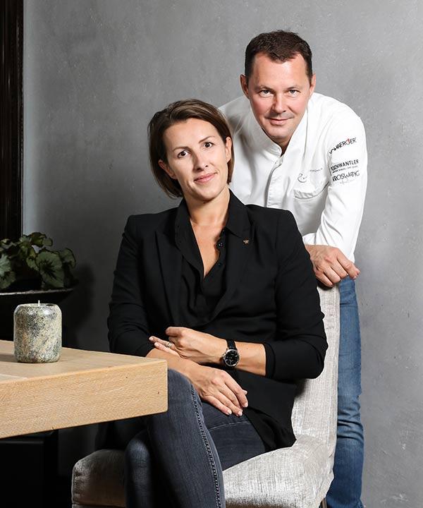 5-Sterne Luxushotel Gourmetrestaurant Hotel Restaurant Spa Rosengarten Kirchberg Tirol