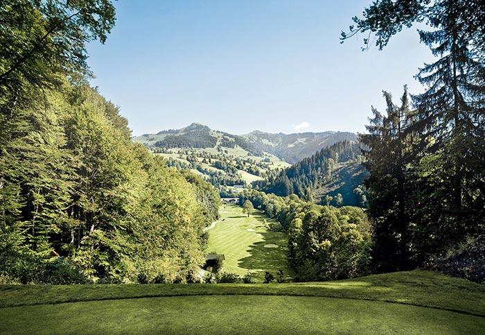 Golfurlaub in Tirol im 5-Sterne Relais & Châteaux Luxushotel Gourmetrestaurant Hotel Restaurant Spa Rosengarten Kirchberg