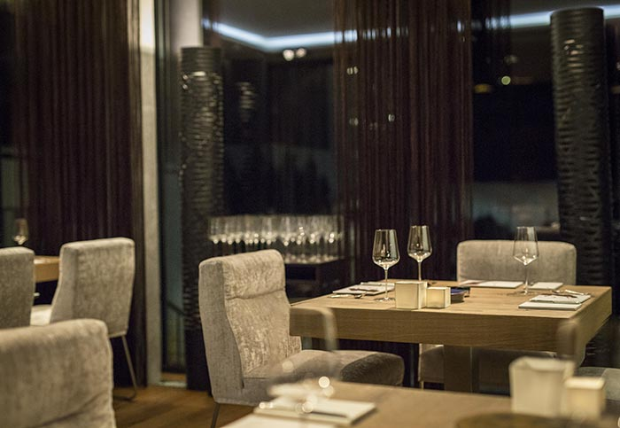 Restaurant Simon Taxacher 5-Sterne Relais & Châteaux Luxushotel Gourmetrestaurant Hotel Restaurant Spa Rosengarten Kirchberg Tirol