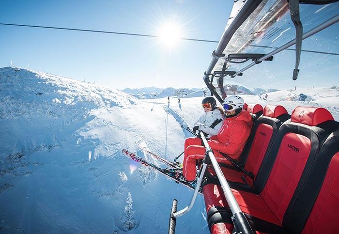 Skiurlaub in Tirol 5-Sterne Relais & Châteaux Luxushotel Gourmetrestaurant Hotel Restaurant Spa Rosengarten Kirchberg