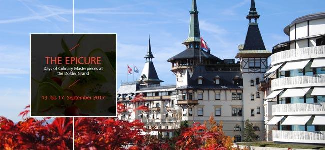 Relais Chateaux Hotel Rosengarten Kirchberg Michelin-Sterne Epicure Zuerich