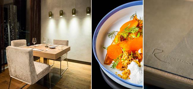 A la Carte 2018 Simon Taxacher Hotel und Restaurant Rosengarten Gourmet