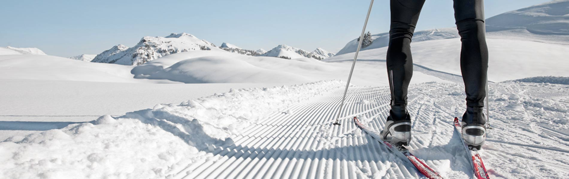 Langlaufen in den Kitzbüheler Alpen Relais & Châteaux Hotel Rosengarten