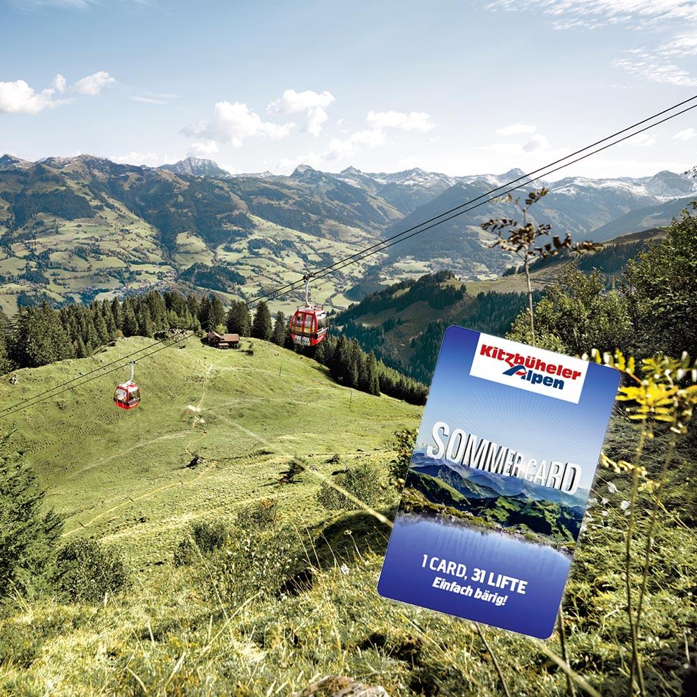 Wandern in den Kitzbüheler Alpen Hotel Restaurant Spa Rosengarten