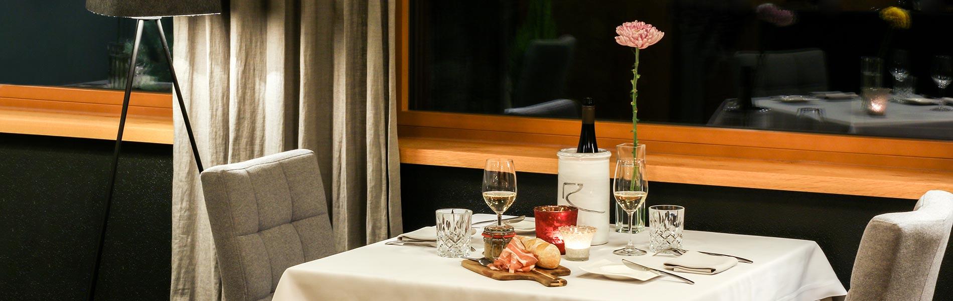 Bistro Restaurant Simon Taxacher Hotel Rosengarten 5 Sterne Hotel Relais & Châteaux Hotel Kirchberg Tirol Austria