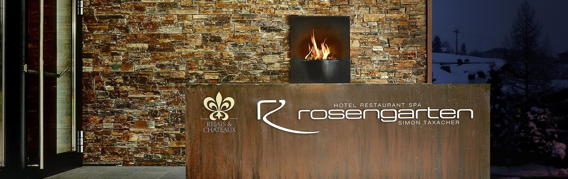 GDS Codes Hotel Rosengarten 5 Sterne Hotel Relais & Châteaux Hotel Kirchberg Tirol Austria