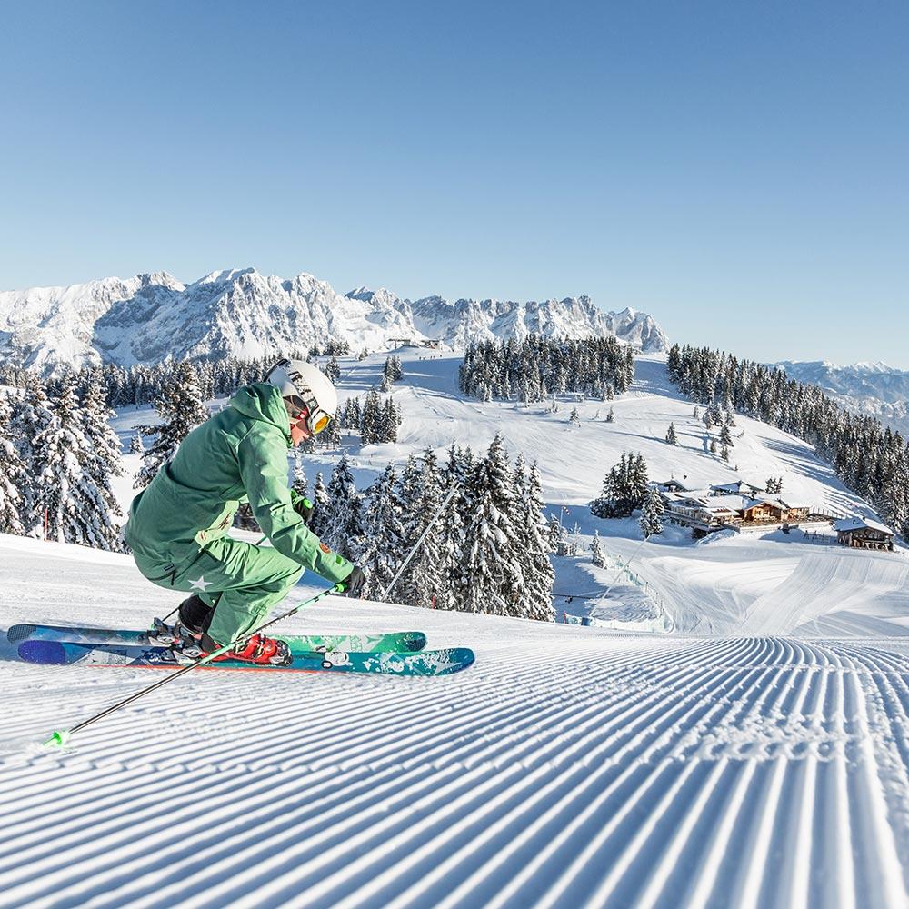Kitzbühel Kirchberg ski area Hotel Restaurant SPA Rosengarten Tyrol