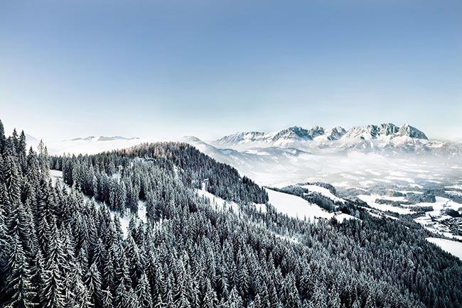 Ski & Snowboard in den Kitzbüheler Alpen 5-Sterne Relais & Châteaux Luxushotel Gourmetrestaurant Hotel Restaurant Spa Rosengarten