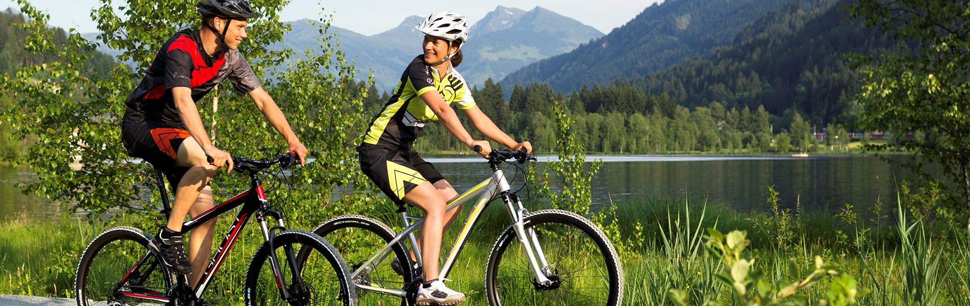Bikeurlaub in Tirol Hotel Rosengarten 5 Sterne Hotel Relais & Châteaux Hotel Kirchberg Tirol Austria