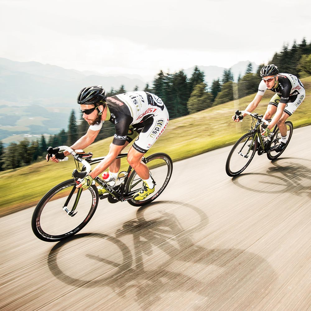 Bikerparadies Kitzbüheler Alpen Relais & Châteaux Hotel Rosengarten