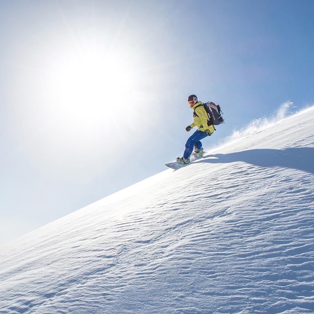 Ski & Snowboard in den Kitzbüheler Alpen Hotel Restaurant Rosengarten