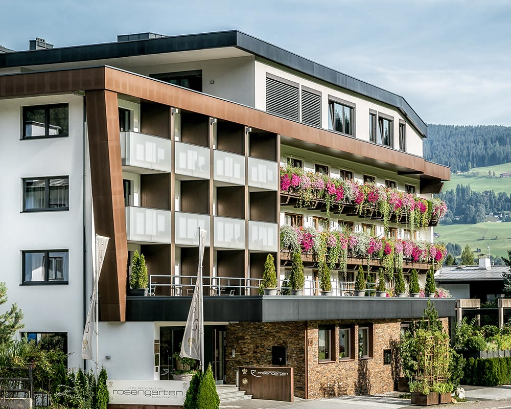 How to find us - Hotel Restaurant SPA Rosengarten Kirchberg Tyrol Austria