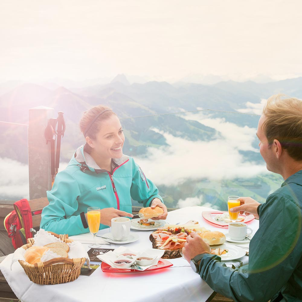 Hiking in the Kitzbühel Alps Hotel Restaurant Spa Rosengarten Tyrol