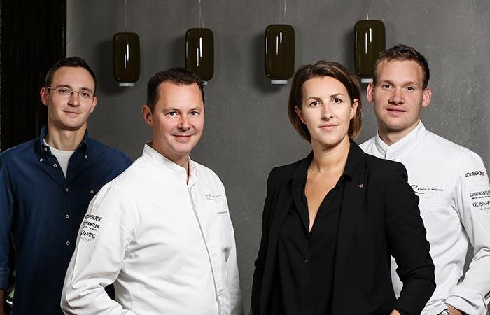 Restaurant Simon Taxacher Hotel Spa Rosengarten Kirchberg Tyrol
