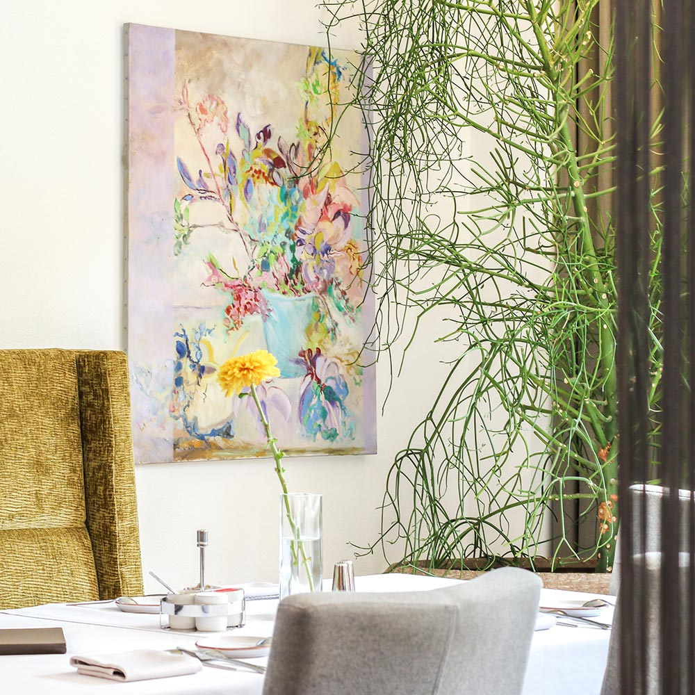 Gourmet-Frühstück Bistro-Restaurant Rosengarten Haubenrestaurant Hotel Spa Kirchberg