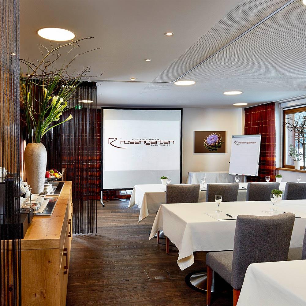 Business Relais & Châteaux Hotel Restaurant Spa Rosengarten Tirol