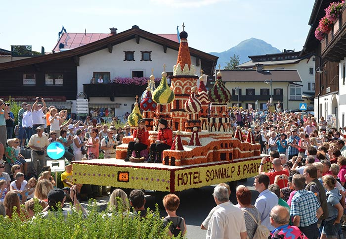 Events, parties & celebrations 5-star Rosengarten in Kirchberg Tyrol