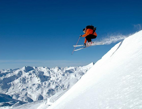 Schneespass pur im Skigebiet Kitzbühel-Kirchberg