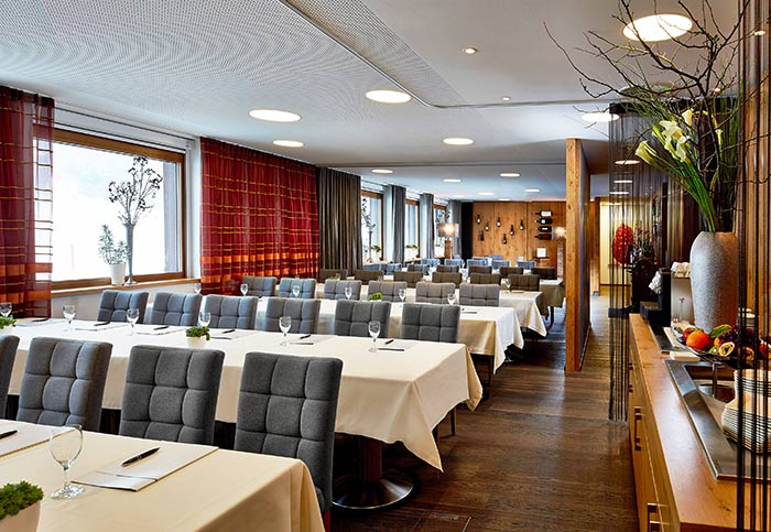Meetings & Seminare Hotel Restaurant Spa Rosengarten Tirol