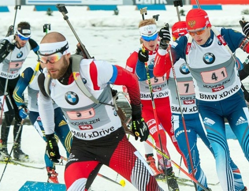 Biathlon-Weltcup in Tirol mit kulinarischem Extra