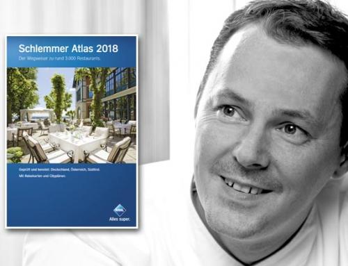 Simon Taxacher Spitzenkoch des Jahres 2018