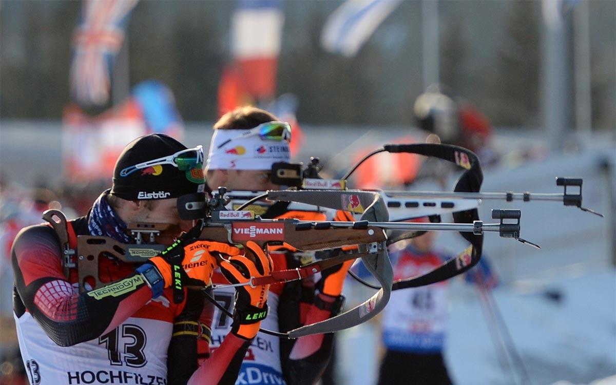 Relais & Châteaux Rosengarten Kirchberg Kitzbueheler Alpen Hochfilzen biathlon weltcup