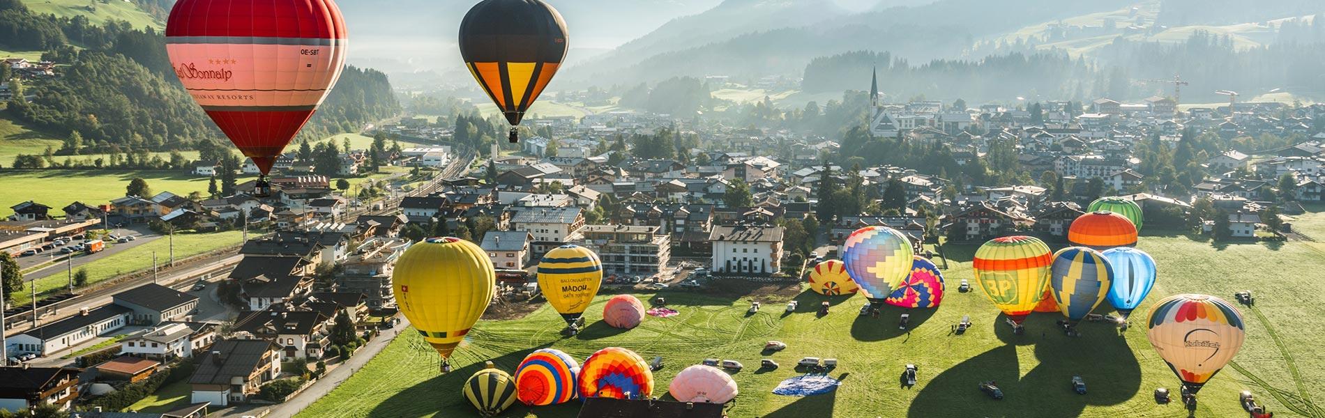 Incentives und Rahmenprogramme Hotel Rosengarten 5 Sterne Hotel Relais & Châteaux Hotel Kirchberg Tirol Austria