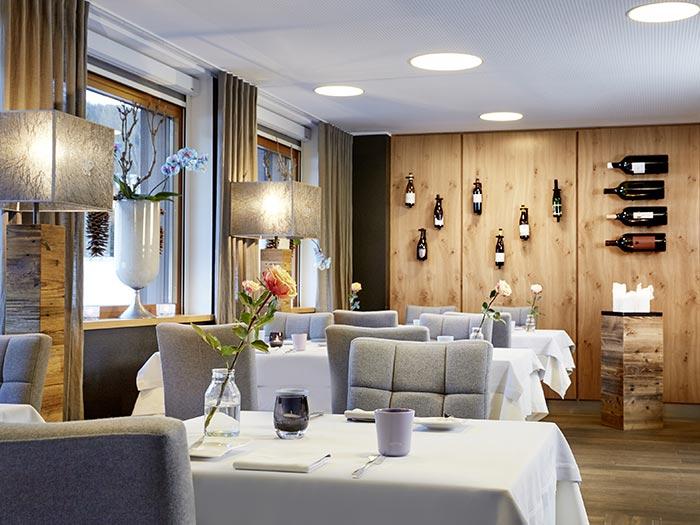 Business Einrichtungen Hotel Restaurant Spa Rosengarten Tirol