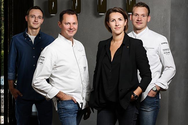 Management & Team 5-star luxury hotel in Tyrol Rosengarten Austria