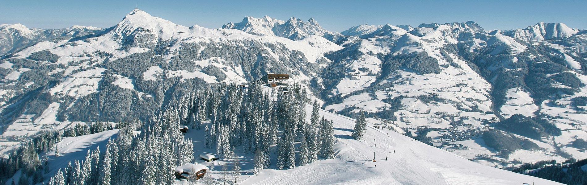 Schneebericht Hotel Rosengarten 5 Sterne Hotel Relais & Châteaux Hotel Kirchberg Tirol Austria