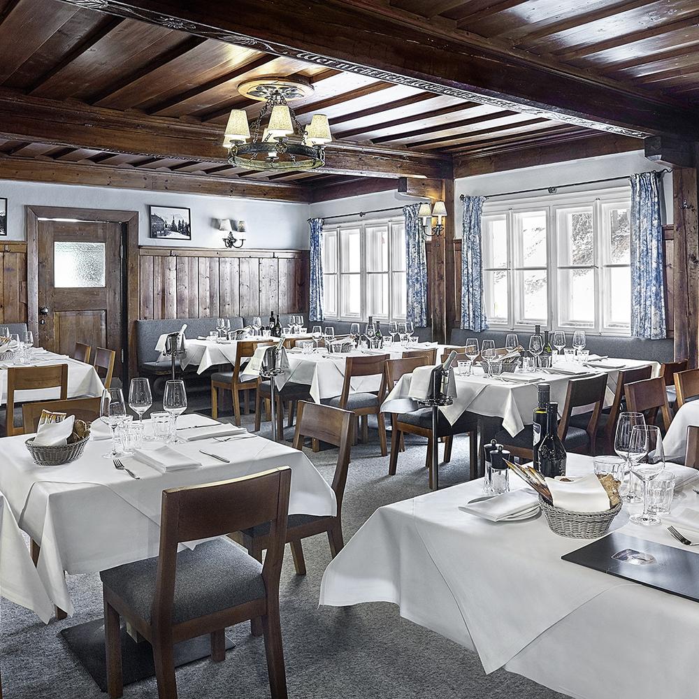 Abseits der Pisten Relais & Châteaux Hotel Restaurant Spa Rosengarten