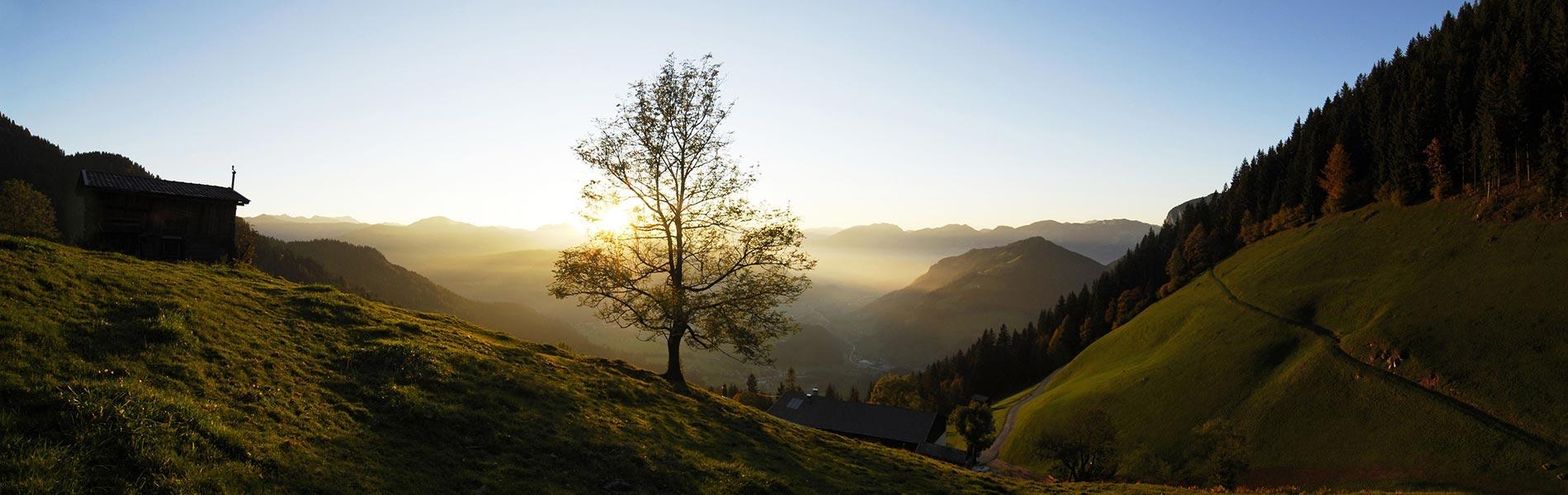 Wandern Hotel Rosengarten 5 Sterne Hotel Relais & Châteaux Hotel Kirchberg Tirol Austria