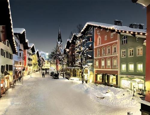 Kirchberg in Tirol: Adventzeit in den Kitzbüheler Alpen