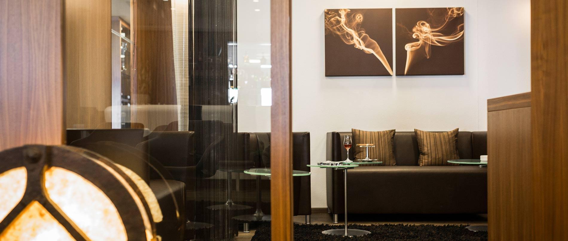 Bar & Zigarrenlounge 5 Sterne Hotel Kitzbühel Rosengarten Tirol
