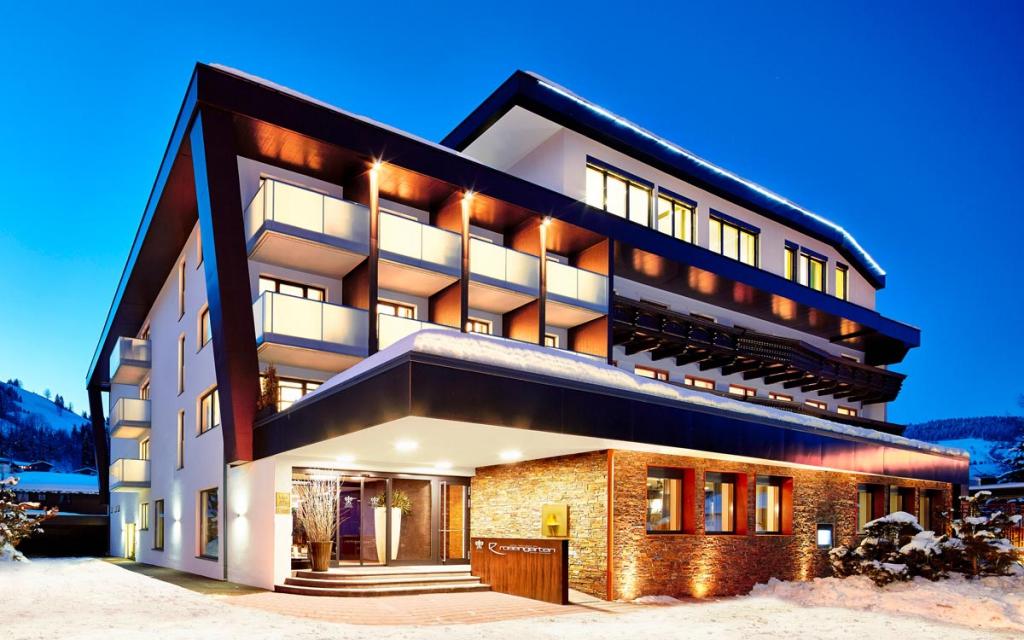 Relais Chateaux Rosengarten Spa Simon Taxacher Kirchberg Tyrol Austria winter season KitzSki Kitzbuehel