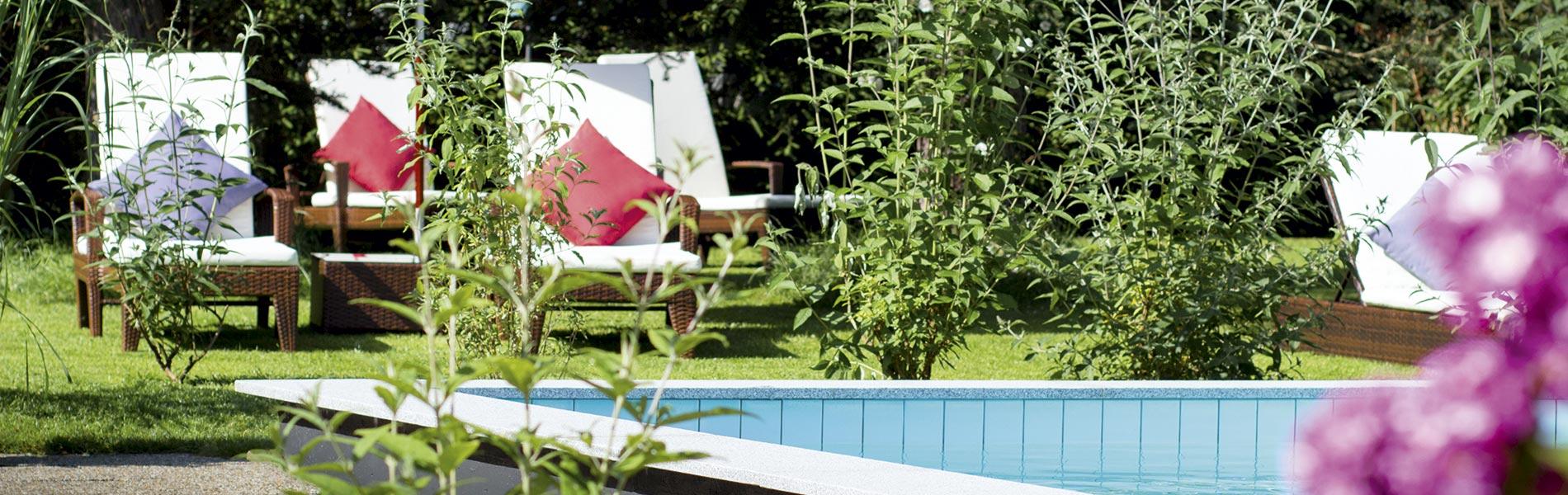 SPA Relais & Châteaux Hotel Restaurant Spa Rosengarten