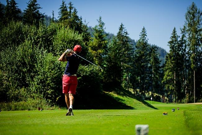 Relais Chateaux 5 Sterne Hotel Rosengarten Tirol Simon Taxacher Golfurlaub Kitzbuehel