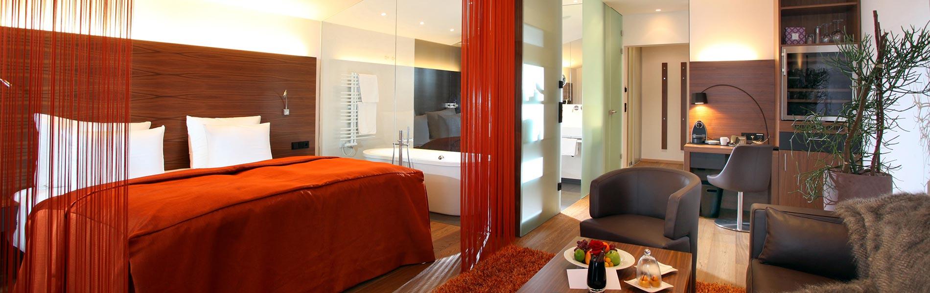 GDS Relais & Châteaux Hotel Restaurant Spa Rosengarten