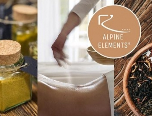 Slow down with Alpine Elements® at the Rosengarten