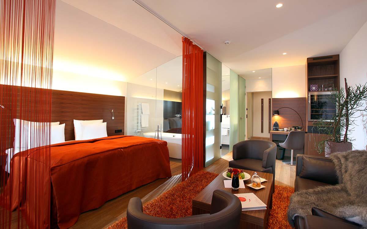 Elina Garanča 5-star hotel Kitzbühel Rosengarten Simon Taxacher