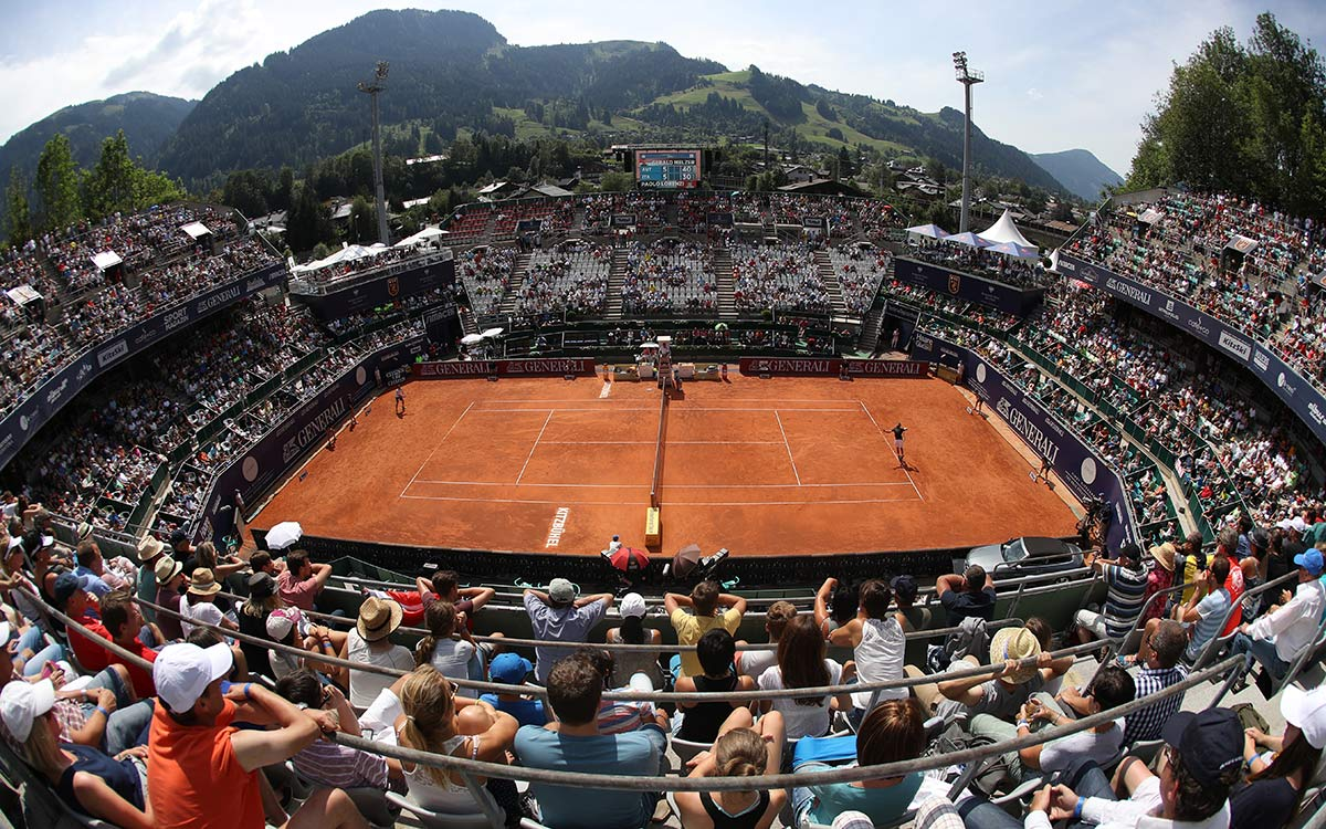 Generali Open brings top tennis to Kitzbühel 5-star hotel Tyrol