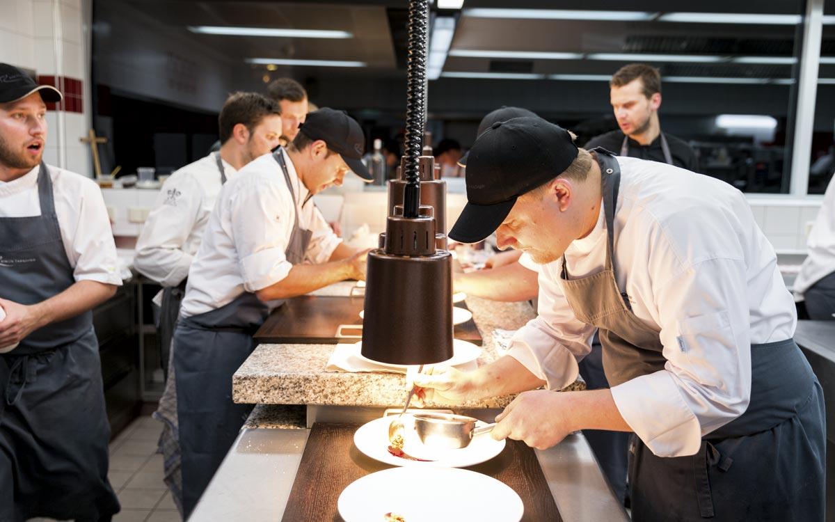 Relais Chateaux Hotel Rosengarten Kirchberg Kitzbuehel Event Kulinartika