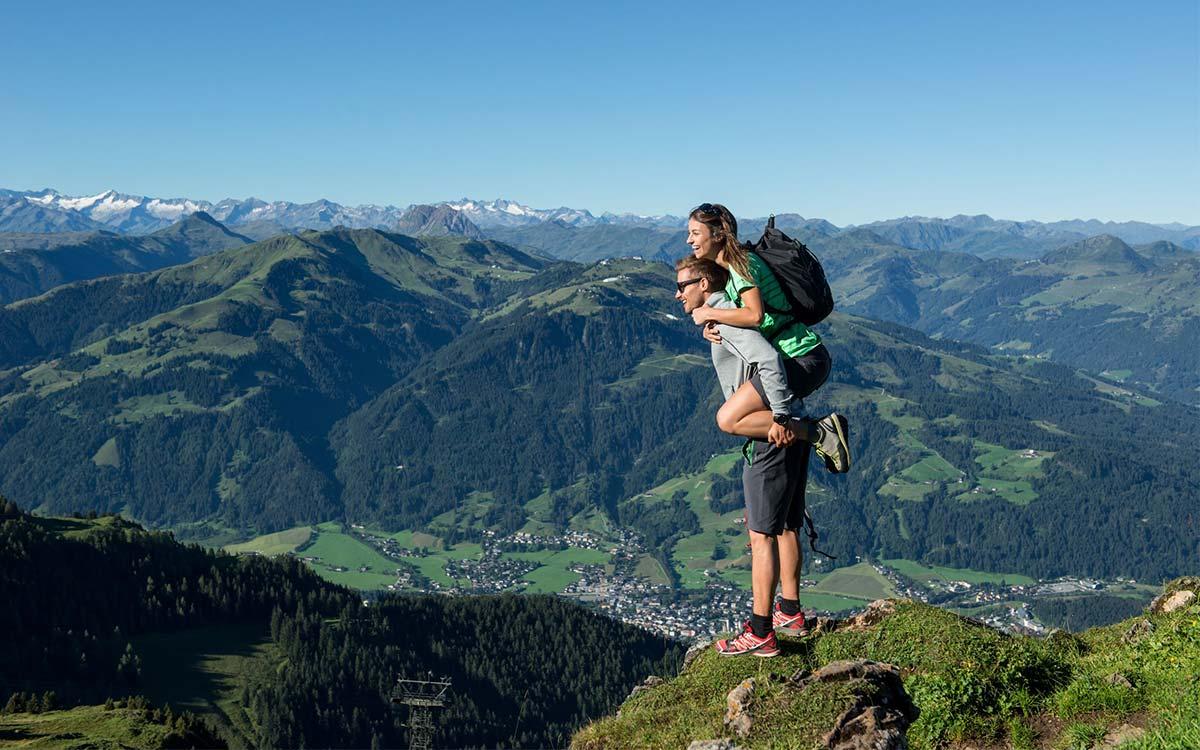 Wanderurlaub Kirchberg Kitzbuehel Tirol Relais & Châteaux Hotel Rosengarten