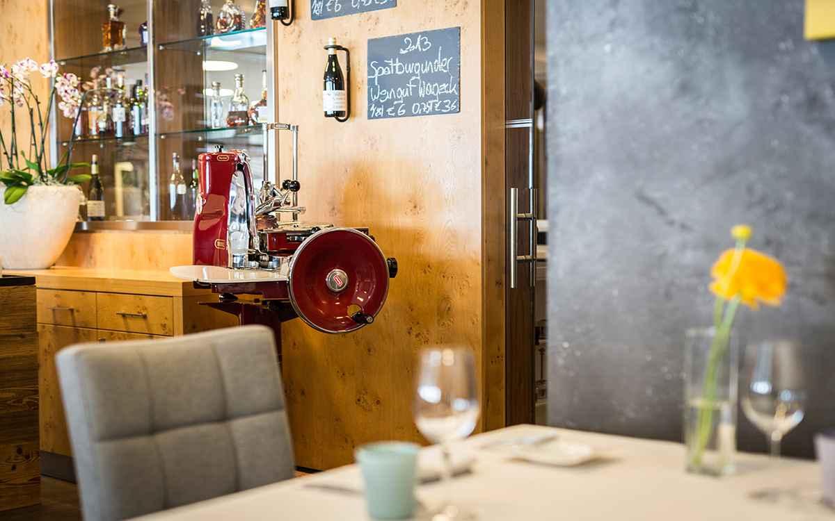 5-Sterne-Hotel Kitzbuehel Relais Chateaux Hotel Restaurant SPA RosengartenTirol Austria_Art de Vivre_Bistro Restaurant Rosengarten