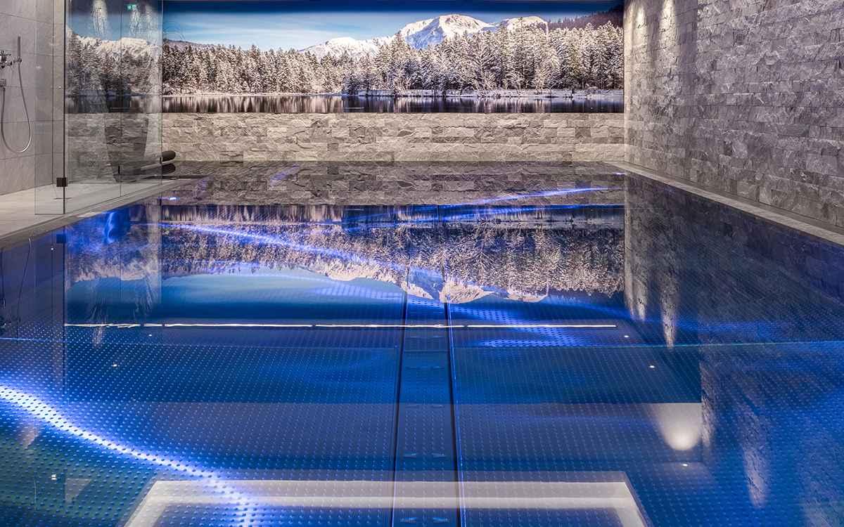 5-Sterne-Hotel Kitzbuehel Relais Chateaux Hotel Restaurant SPA RosengartenTirol Austria_Art de Vivre_Pool