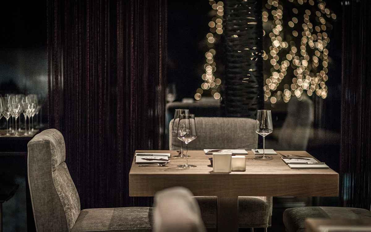 5-Sterne-Hotel Kitzbuehel Relais Chateaux Hotel Restaurant SPA RosengartenTirol Austria_Art de Vivre_Restaurant Simon Taxacher
