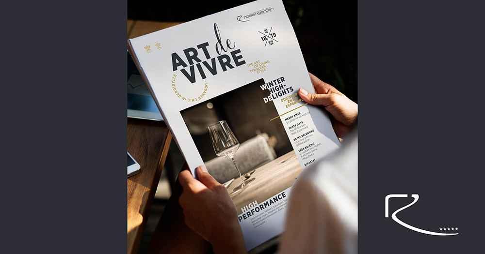 5-star Hotel Rosengarten Relais & Châteaux Kitzbühel Kirchberg Tyrol Austria lifestyle magazine Art de vivre