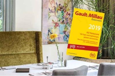 Restaurant Gourmet Guide Gault Millau 2019 Bistro Restaurant Rosengarten Martin Kinast Relais & Châteaux Hotel und Restaurant Rosengarten Kirchberg