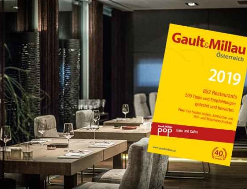 Gault&Millau 2019: 4 toques and 19 points for Simon Taxacher
