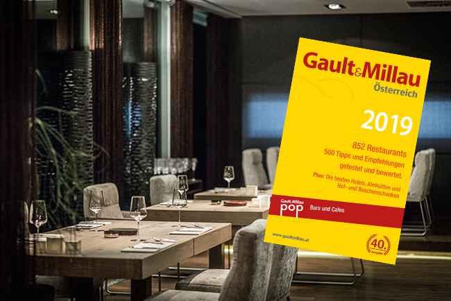Restaurant Gourmet Guide Gault Millau 2019 Restaurant Simon Taxacher Relais & Châteaux Hotel und Restaurant Rosengarten